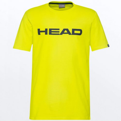 Camiseta Head Club Ivan Amarilla