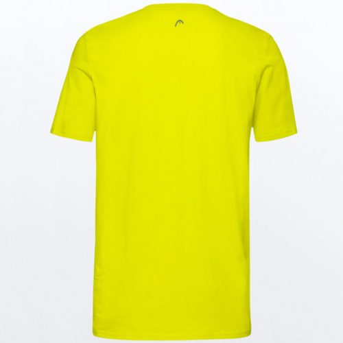Camiseta Head Club Ivan Yellow