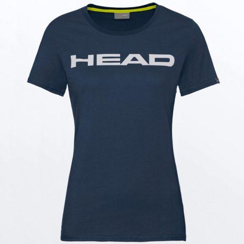 Camiseta Head Club Lucy Azul Mujer