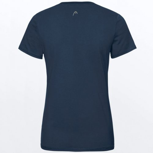 Camiseta Head Club Lucy Azul Woman