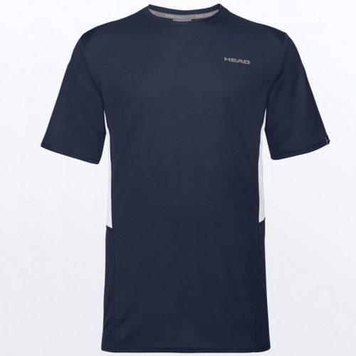 Camiseta Head Club Tech Azul