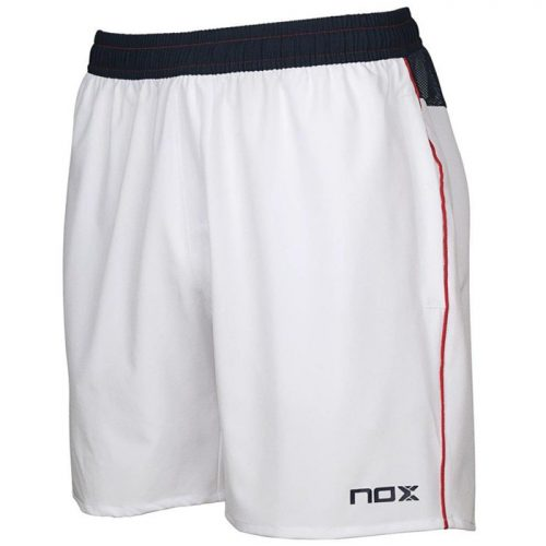Short Nox Meta 10 Blanco