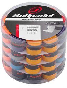 tambor overgrips bullpadel colores