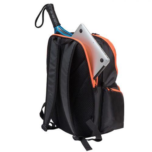 Mochila Adidas Pro Tour Orange back con pala