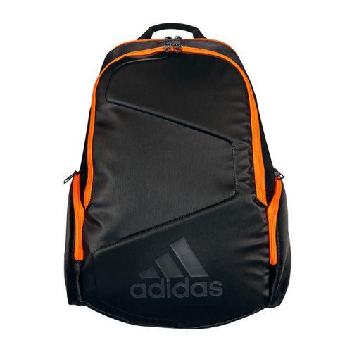 Mochila Adidas Pro Tour Orange front