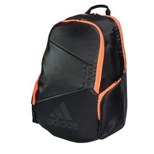 Mochila Adidas Pro Tour Orange side