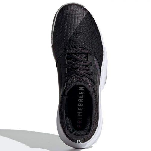 Zapatillas Adidas Gamecourt Woman Negras