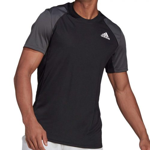 Camiseta Adidas Club Black 2021