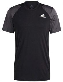 Camiseta Adidas Club Negra 2021