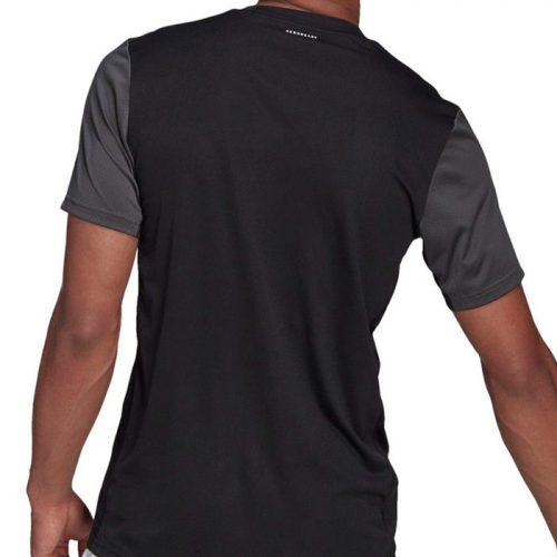 Camiseta Adidas Club Negra 21