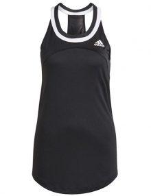 Camiseta Tirantes Adidas Club Negra Mujer 2021