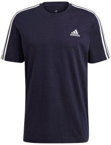 Camiseta Adidas 3 bandas Legend ink