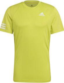 Camiseta Adidas Club 3STR Acid Yellow