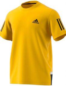 Camiseta Adidas Club Amarilla 2021