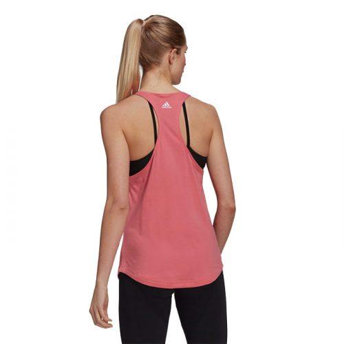 Camiseta Adidas Loungewear Rosa 2021