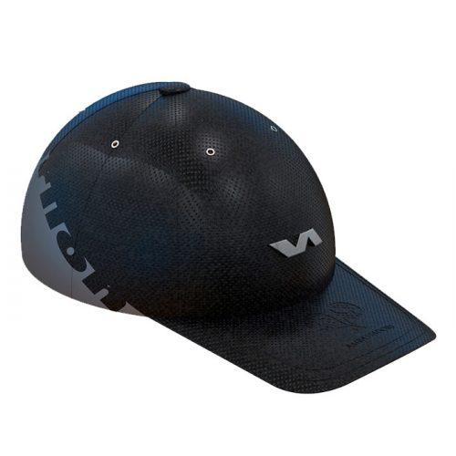 Gorra Varlion Ambassadors negro y gris 2021
