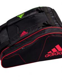Paletero Adidas Tour Verde Rojo 2021