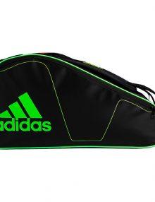 Paletero Adidas Tour Verde Rojo colores