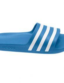 Chanclas Adidas Adilette Aqua azul-celeste