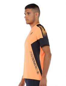 Camiseta Bullpadel Viani Naranja 2021