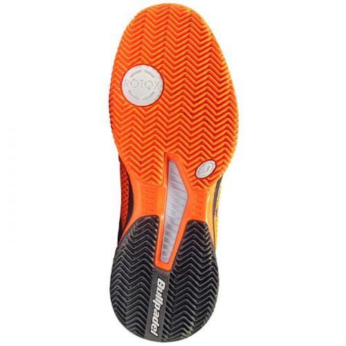 Zapatilla Bullpadel Vertex Grip Naranja