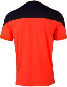 Camiseta K-Swiss Hypercourt Naranja