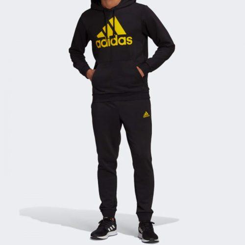 Chandal Adidas Aeroready Negro