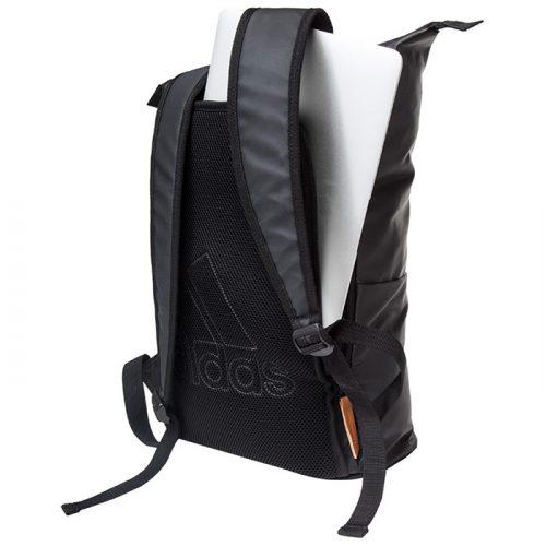 Compartimento trasero mochila adidas multigame negra