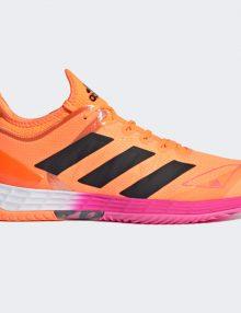 Zapatillas Adidas Adizero Ubersonic 4 Naranja