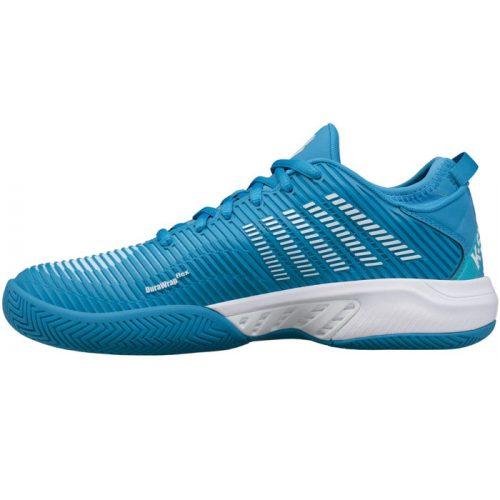Zapatillas KSwiss Hypercourt Supreme Azules-Blancas 2021