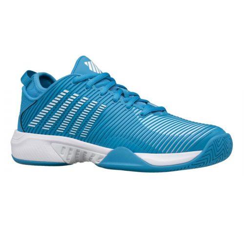Zapatillas KSwiss Hypercourt Supreme Azules-Blancas 21