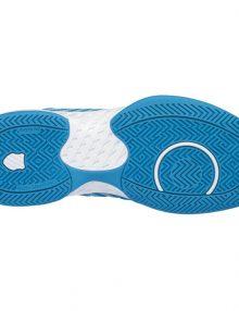 Zapatillas KSwiss Hypercourt Supreme Azules-Blancas Suela