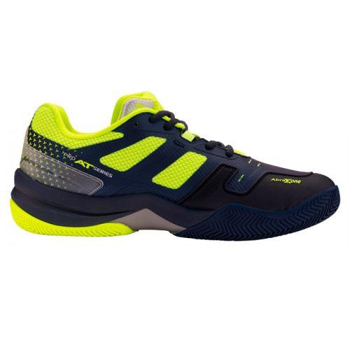 Zapatillas NOX AT10 Azules-Amarillas 21