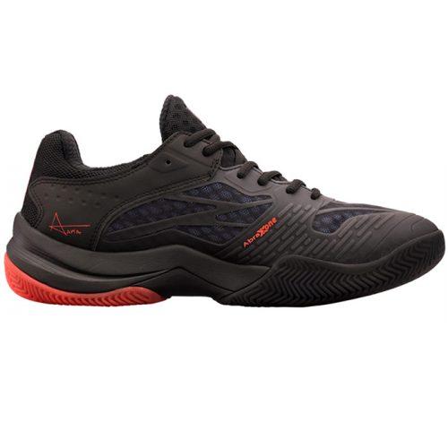 Zapatillas NOX AT10 Lux Negras-Rojas 21
