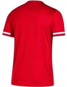 camiseta adidas team 19 roja