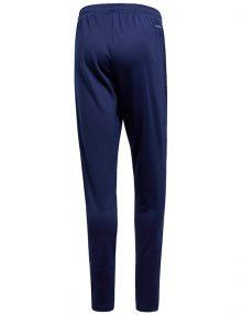 pantalón largo adidas core azul