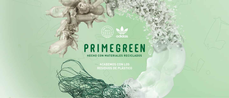 Adidas primegreen