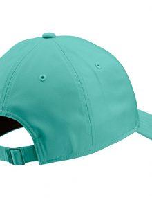 gorra baseball metal blue