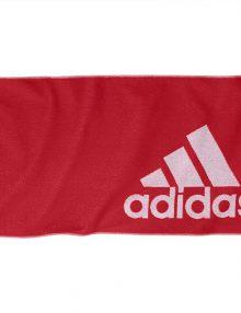 toalla adidas roja