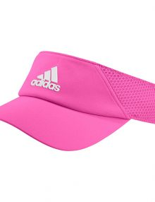 visera adidas aeroready rosa