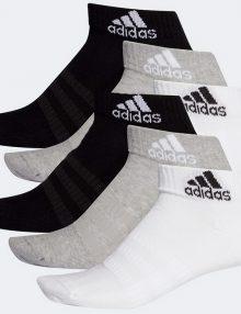 Calcetines Adidas Colores Tobilleros-Pack 6
