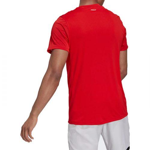camiseta adidas club roja 2021