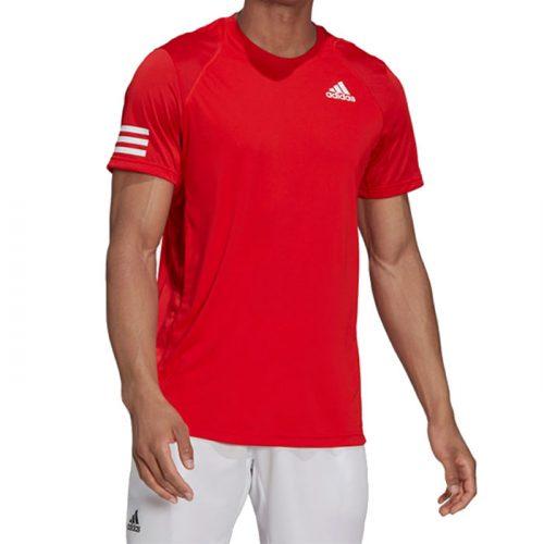 camiseta adidas club roja 21