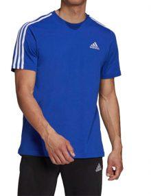 camiseta adidas essentials blue 2021