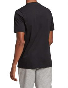 camiseta adidas logo negra 2021