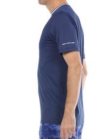 camiseta bullpadel micay azul