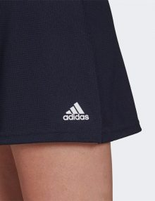 falda adidas club azul