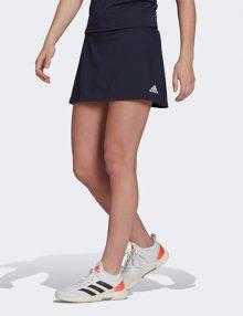 falda adidas club azul oscuro