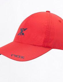 gorra nox roja 21