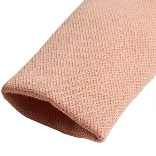 muñequeras adidas rosas claro